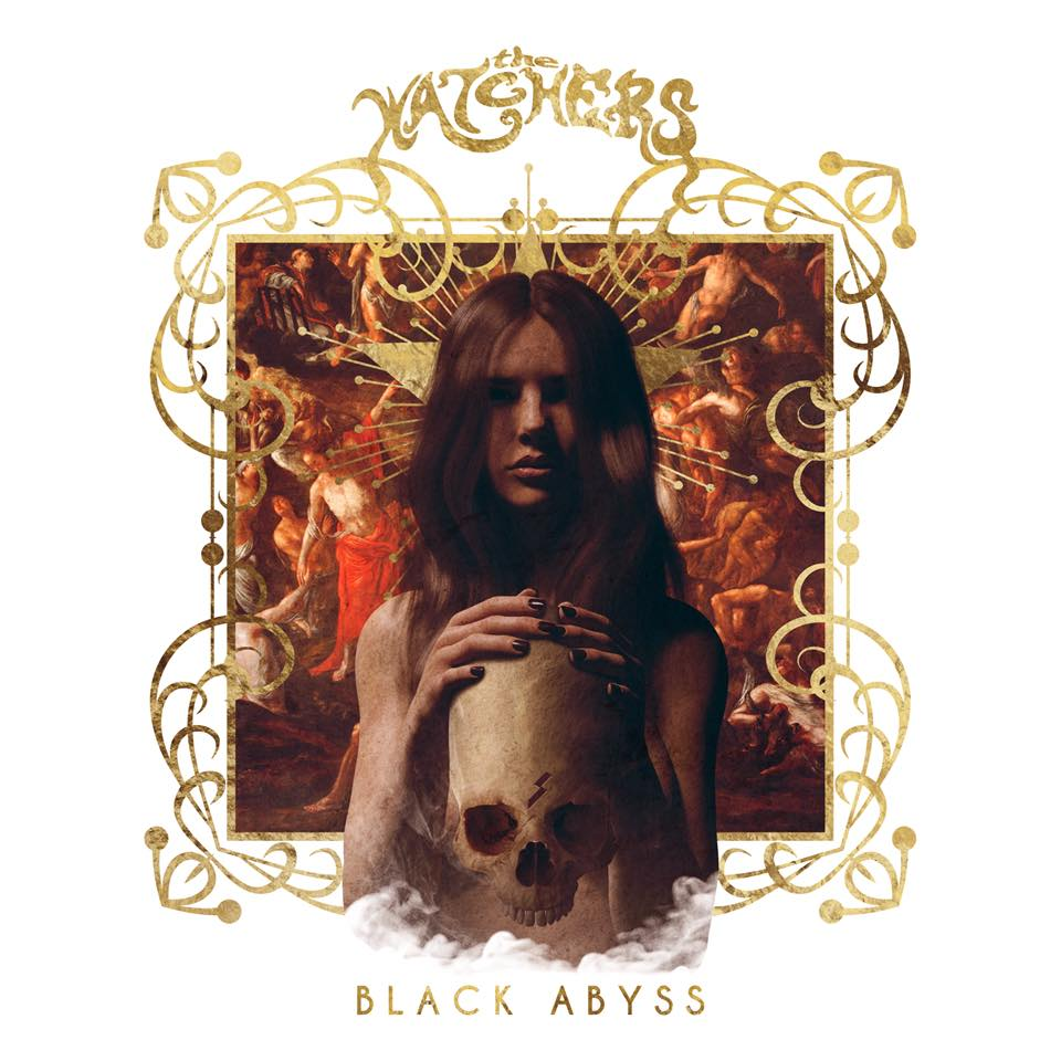 Image of The Watchers - Black Abyss CD