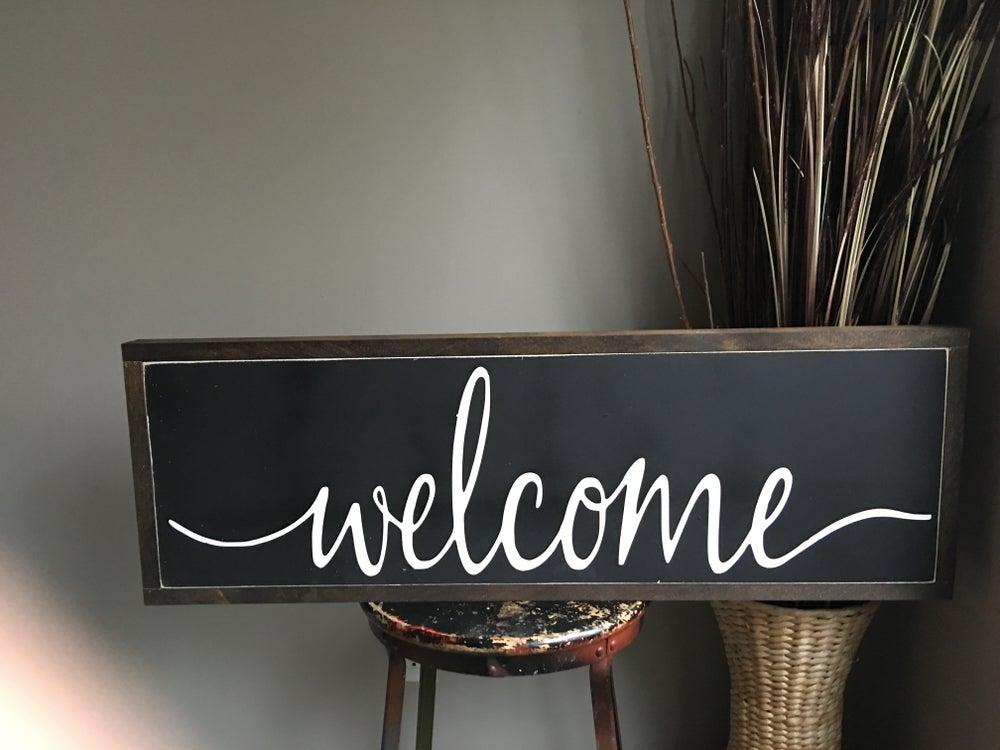 Image of Welcome