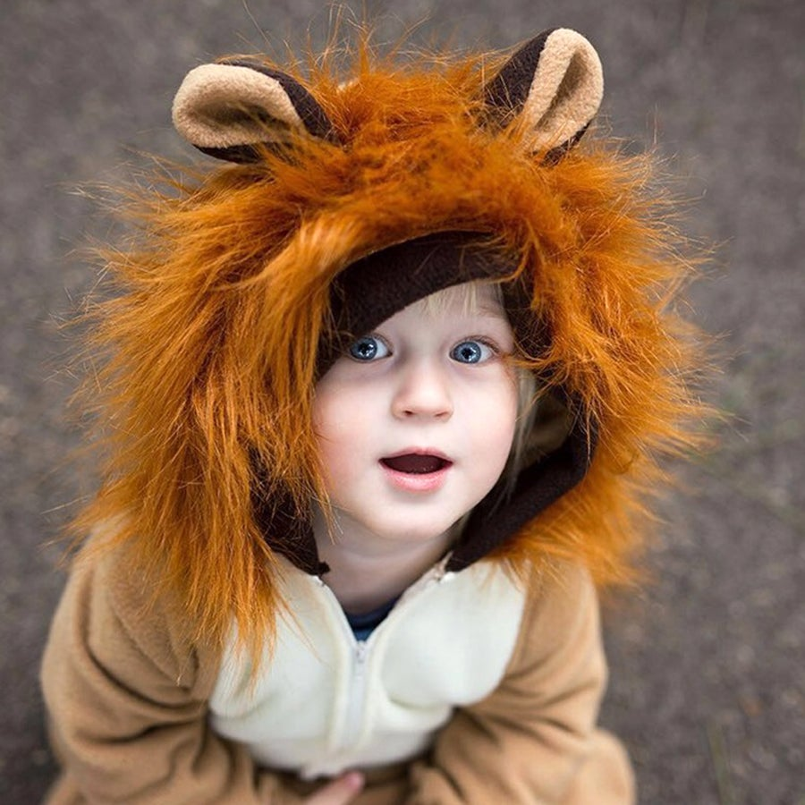 Image of Lion Costume תחפושת אריה