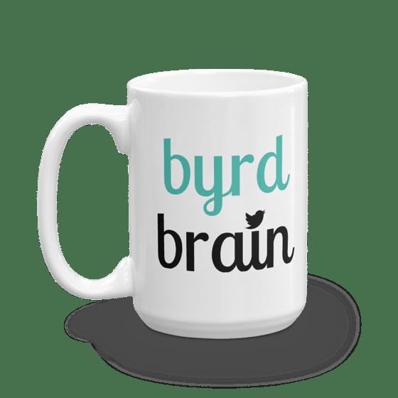 Image of Byrd Brain Mug