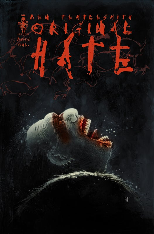 Image of ORIGINAL HATE #1 & STONEPACKS