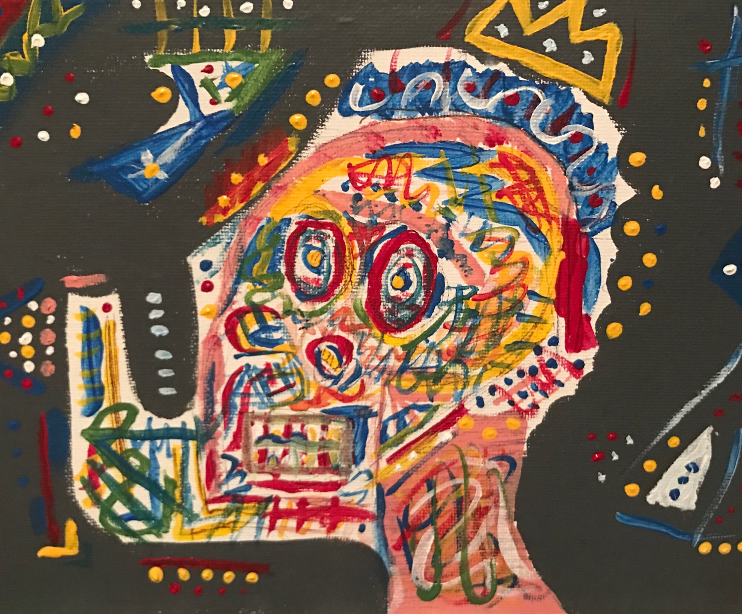 Image of BASQUIAT PRINTS/POSTERS