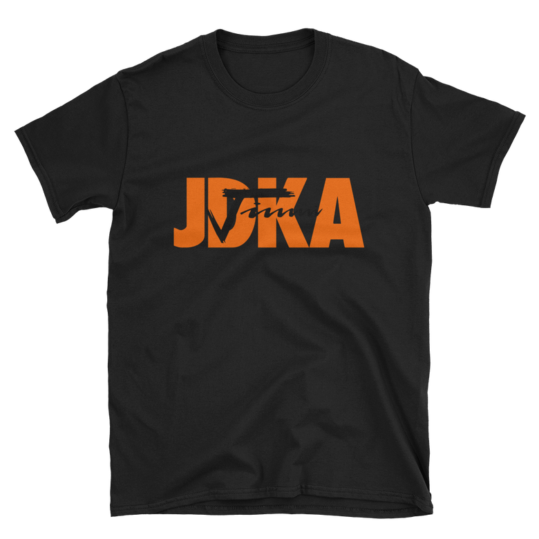 "Image of T-Shirt ""JDKA"" logo"