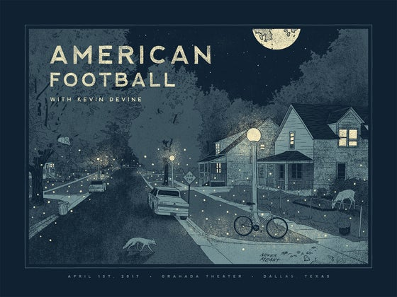 Image of American Football - Dallas, TX