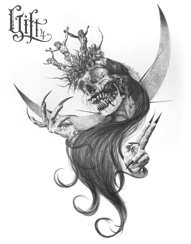Image of GIFT ZINE4