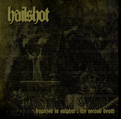 "Image of Hailshot ""Baptized in Sulphur: The Second Death"" LP"