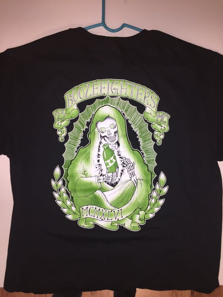 Image of The Virgin Mary Patchholder shirt