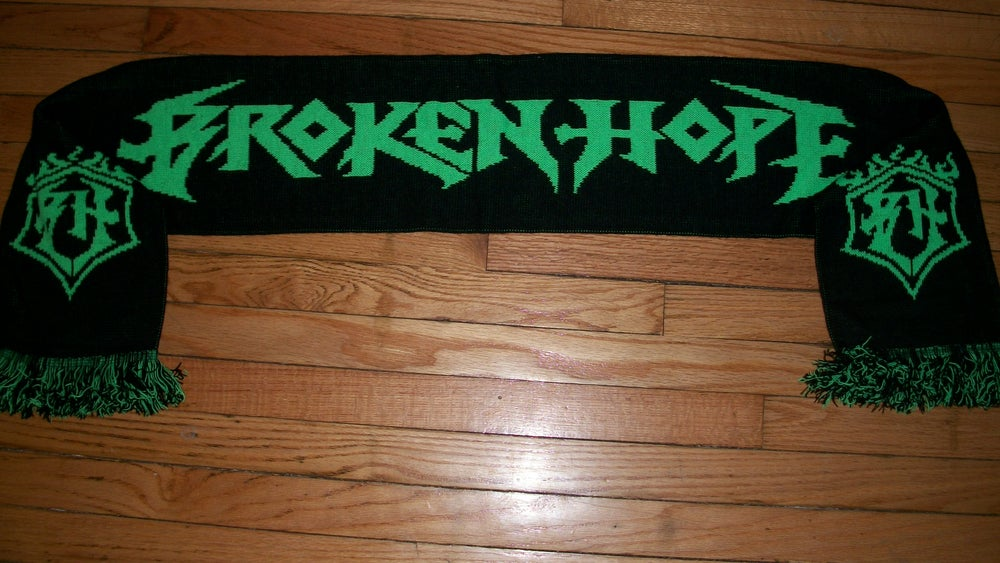 Image of BROKEN HOPE SCARF