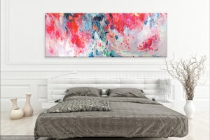 Image of Iter - print on canvas