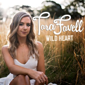 Image of Tara Favell - Wild Heart EP (SIGNED)