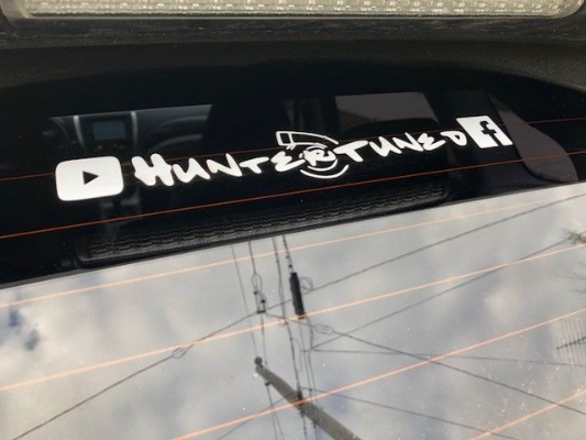 Image of HunterTuned Stickers