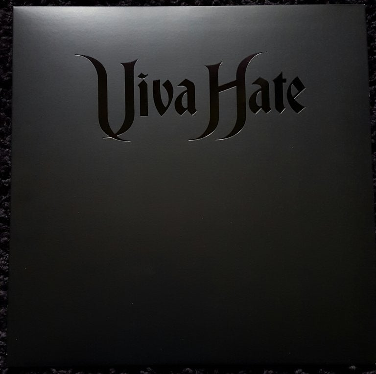 "Image of WEDGE #9 VIVA HATE ""untitled"" 12"" LP"