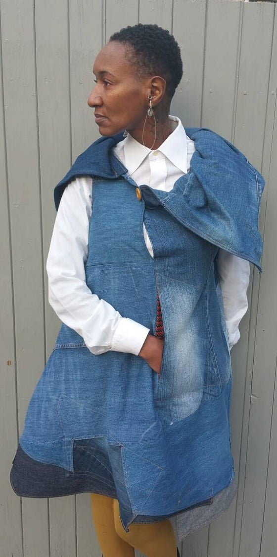 Image of Denim-Mania Dress