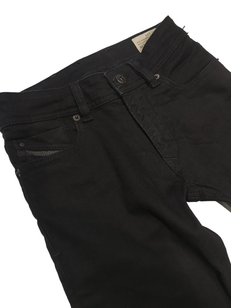 Image of Black Diesel Jeans