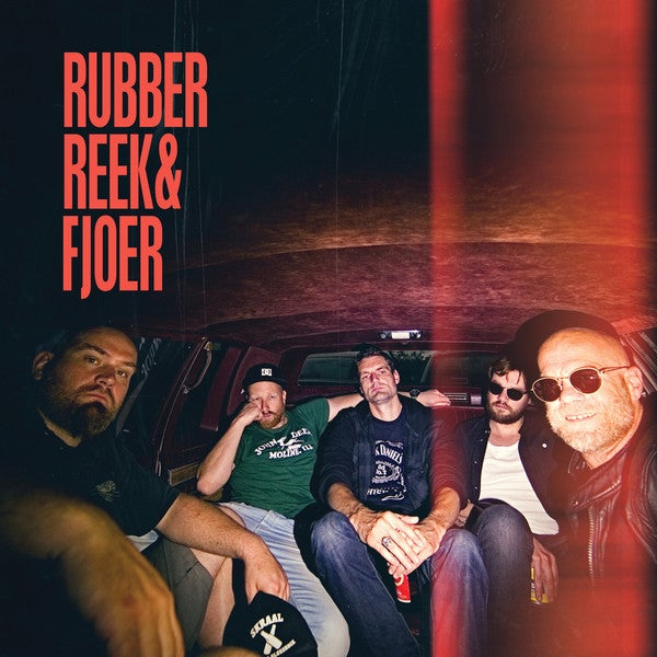 Image of Rubber, Reek & Fjoer