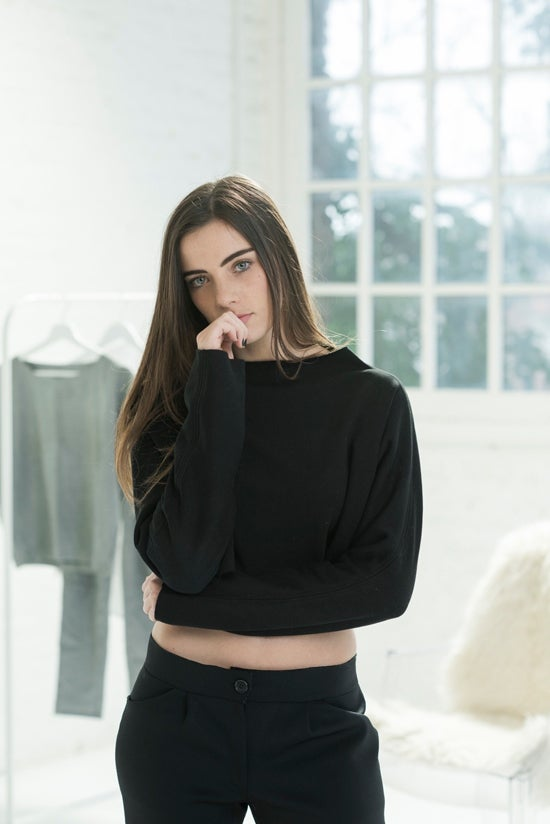 Image of Kiki cropped sweater