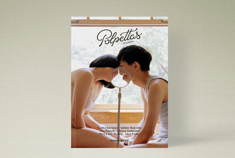 Image of Magazine Polpettas On Paper #3