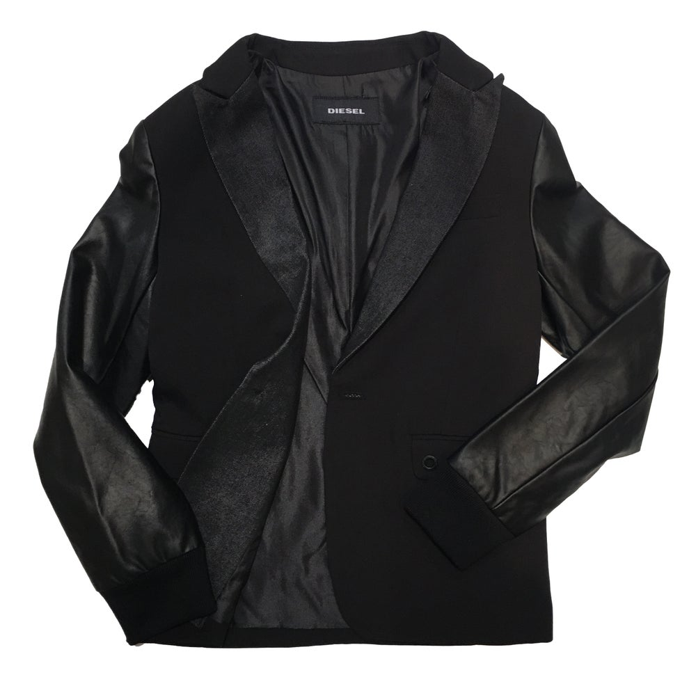 Image of Diesel Insert Jacket