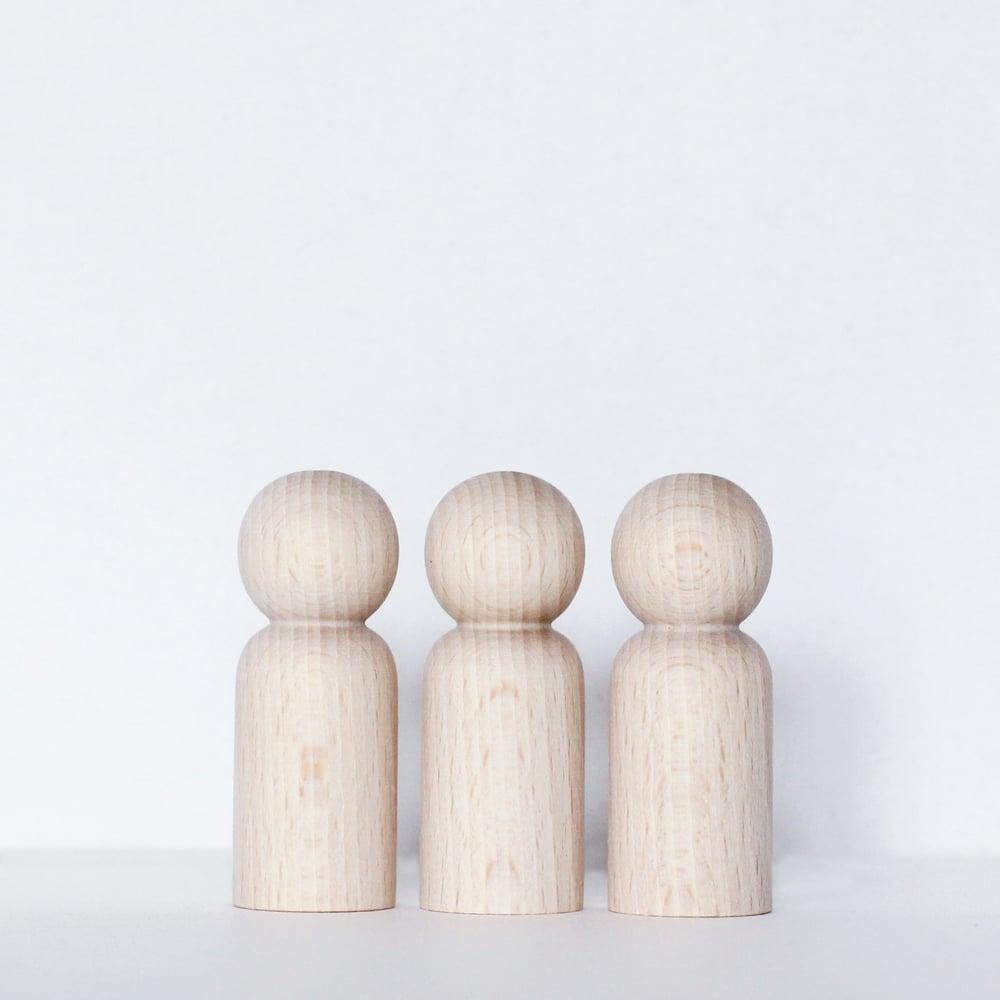 Image of Trois grands garçons
