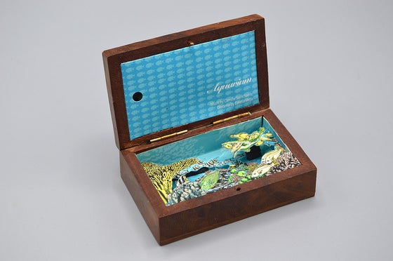 Image of Aquarium diorama