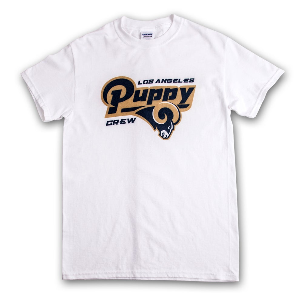 Image of Puppycrew Rams T-Shirt