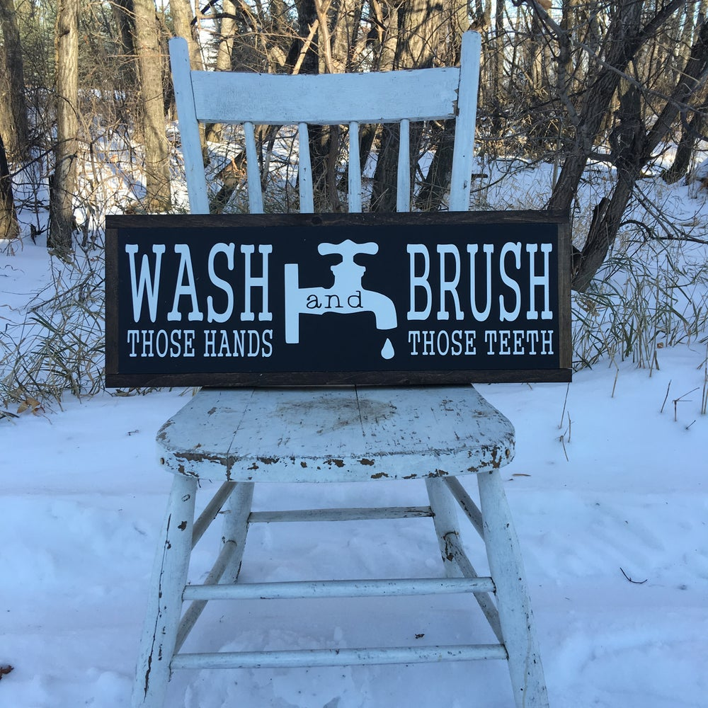 Image of Wash + Brush