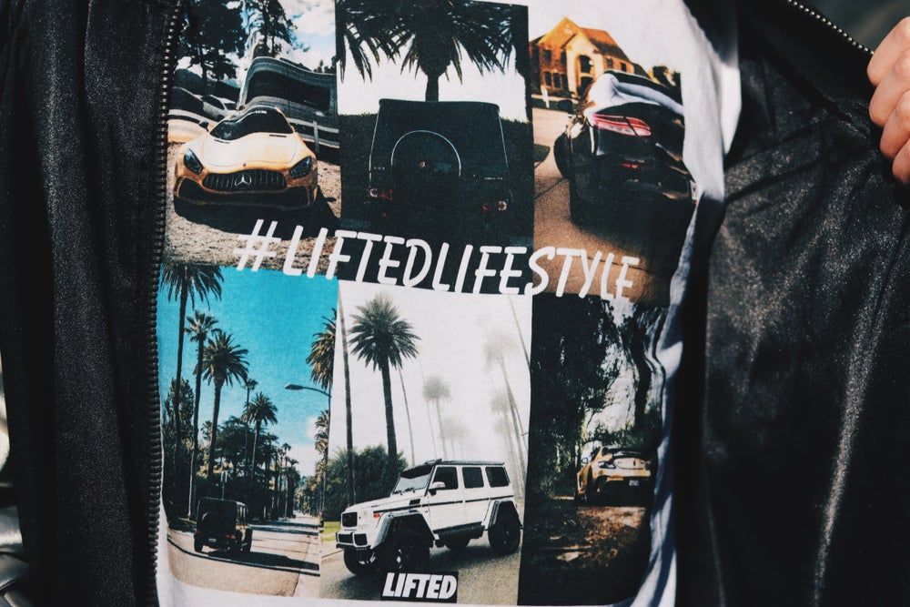 Lifted Lifestyle Tee