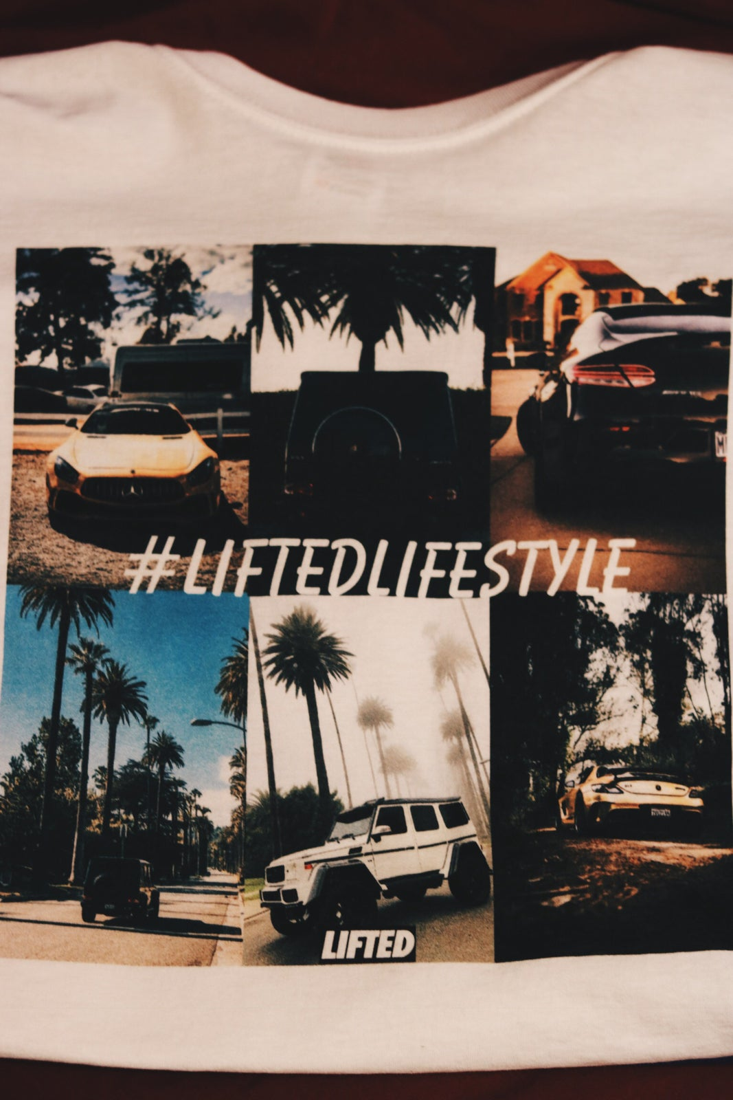 Image of Lifted Lifestyle Tee