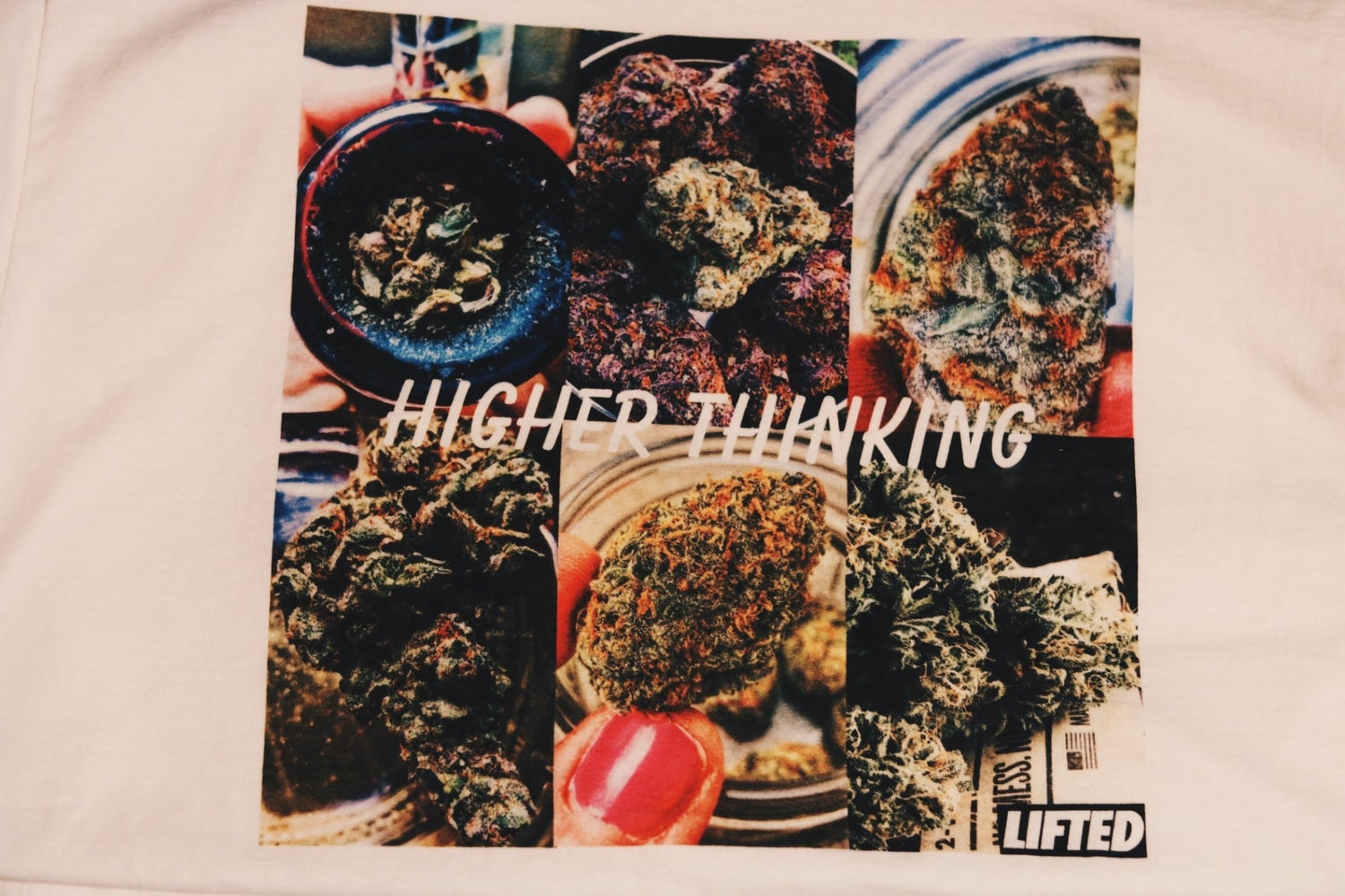 Image of Higher Thinking Tee