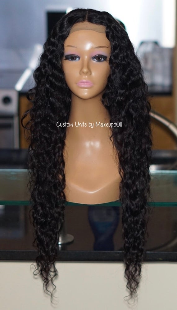 "Image of Cambodian Natural Wave 26"" Custom Wig!"