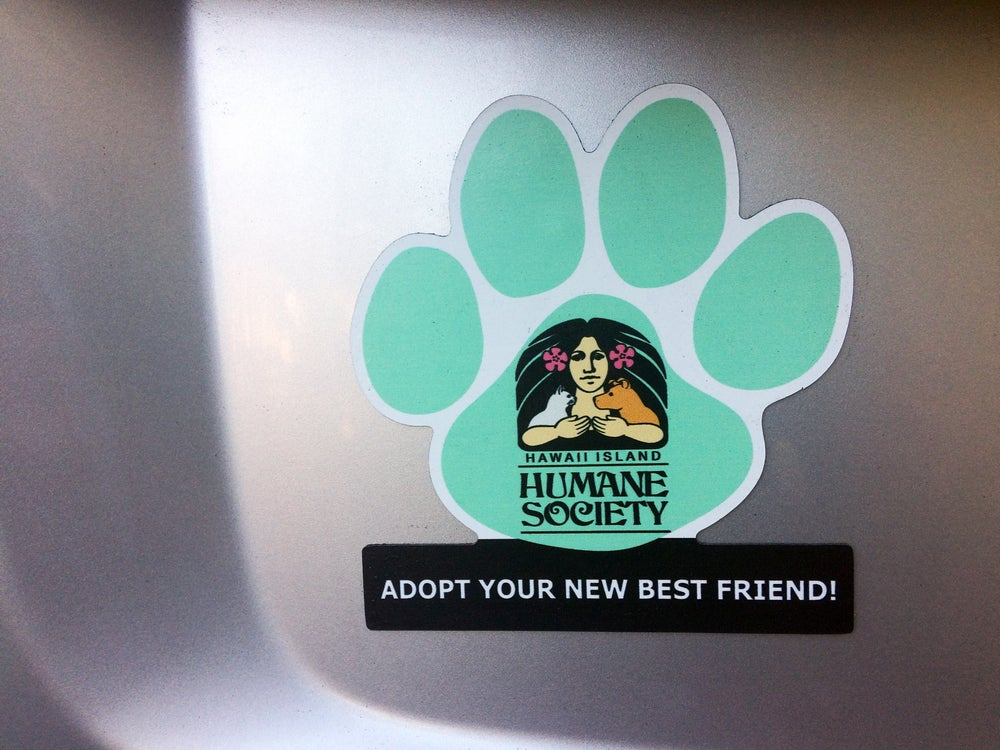 Image of HIHS Car Magnet