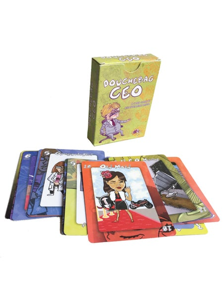 Image of DOUCHEBAG CEO CARD GAME