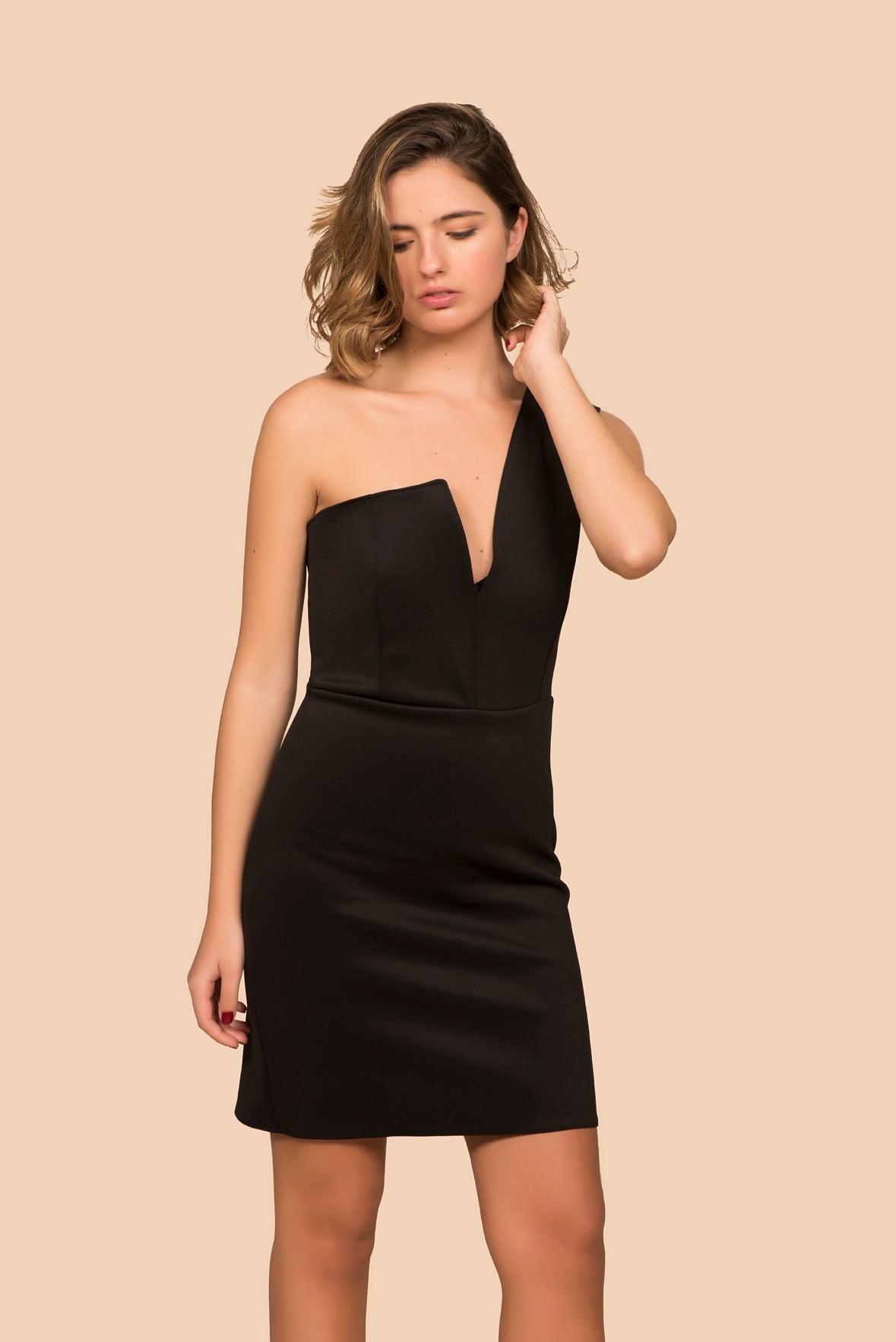 Image of Vestido Mia Negro