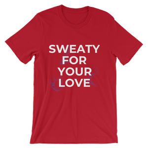 "Image of T-Shirt ""Seaty For Your Love"""