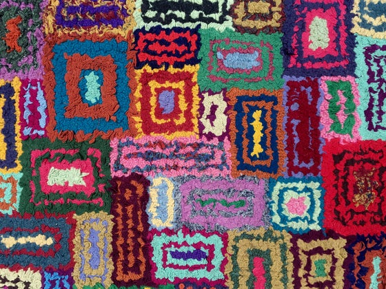 Image of Rag Rug making with Vita Cochran All day Saturday 30th June 10-4pm