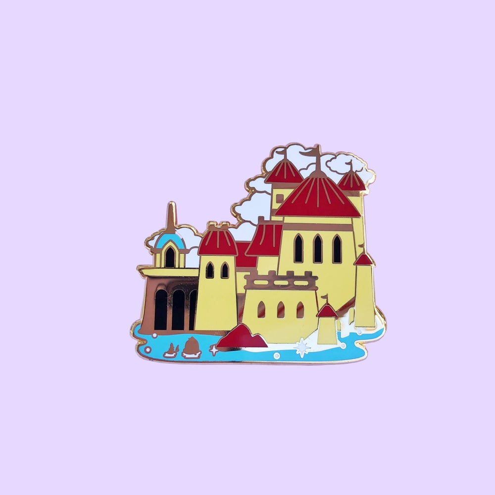 Image of Part of that World Pin