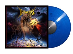 Image of The Celestial Dictator Vinyl (Blue)