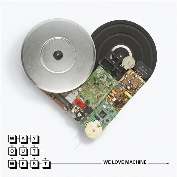 Image of We Love Machine (CD)