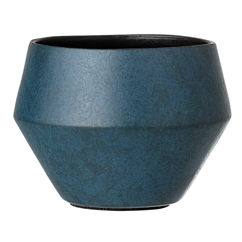 Image of Blue tea light holder - 50% off