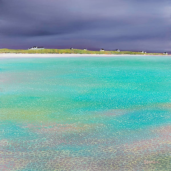 Image of Gott bay, Tiree LARGE giclée print