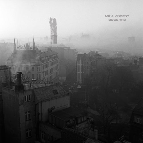 Image of Max Vincent-Beograd LP, DCM-006 (Coming Out On April 30!)