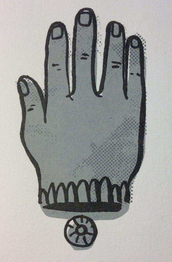 Image of Hannah Molyneux: Wishing you a healthy hand