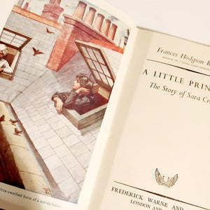 Image of Frances Hodgson Burnett - A Little Princess