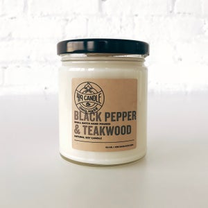 Image of Black Pepper & Teakwood