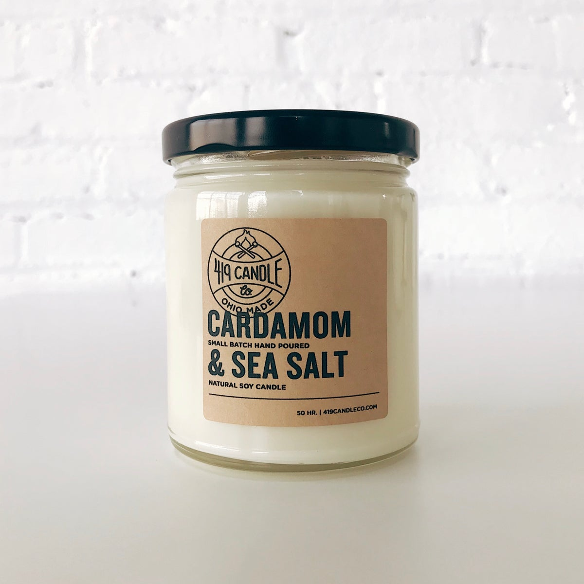 Image of Cardamom & Sea Salt