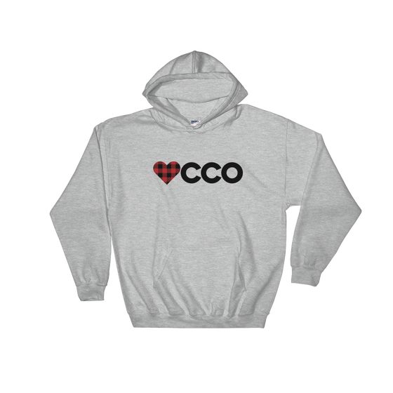 Image of WCCO Hooded Sweatshirt