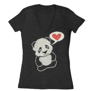 Image of Women's Panda VNeck