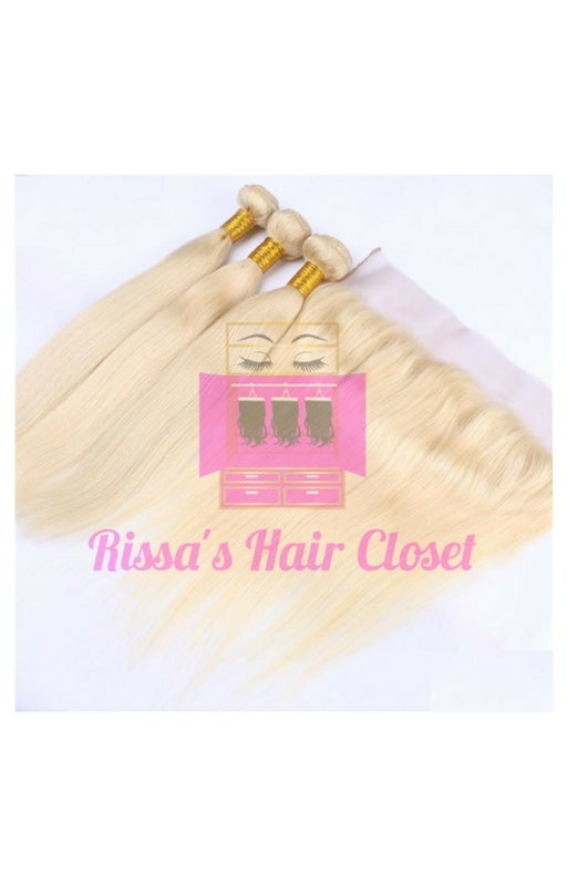 Image of Rissa's 613 Bundles with Frontal