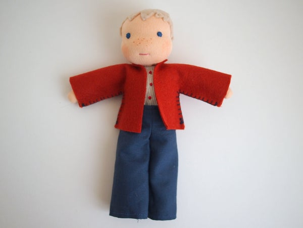 Image of Matthew doll