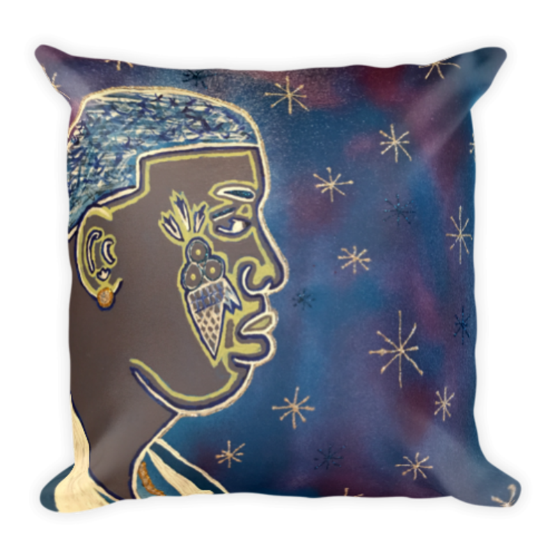Image of GUCCI MANE PILLOW